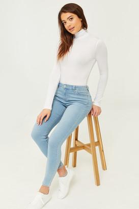 Ardene Eco-conscious Sustainable Fabric Skinny Jeans
