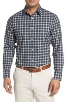 Nordstrom Men's Mens Shop Regular Fit Stretch Sport Shirt