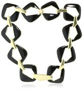 Belle Noel by Kim Kardashian Enameled Modernista Necklace