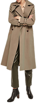 Gerard Darel Gatsby Trench Coat, Neutral