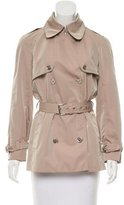 Dolce & Gabbana Iridescent Trench Coat