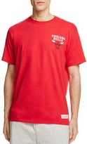 Mitchell & Ness Chicago Bulls Nba Logo Tee - 100% Exclusive
