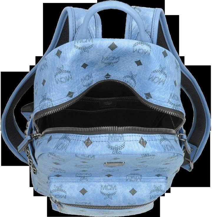 MCM Denim Small Stark Backpack