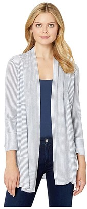Nic+Zoe Riptide Cardy (Multi) Women's Clothing
