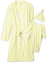 Roberta Roller Rabbit Maternity Robe & Onesie Set