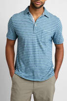 Faherty Short Sleeve Polo