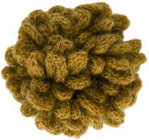 Caffe' D'orzo looped knit brooch