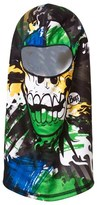 Buff Skull Graphic Polar Fleece Balaclava