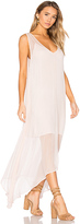 Lacausa Firefly Slip Dress in Pink. - size XS (also in )
