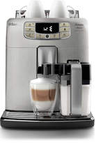 Saeco Intelia Deluxe Super Automatic Coffee & Espresso Maker