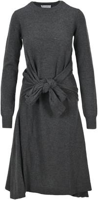 J.W.Anderson Waist Tie A-line Dress