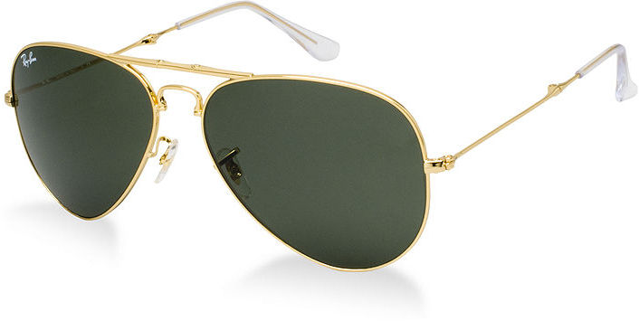 Ray-Ban Sunglasses, RB3479 Folding Aviator (58)