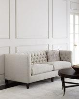 Bernhardt Brooks Tufted Sofa
