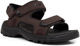 Fila Espresso & Black Transition Sandal