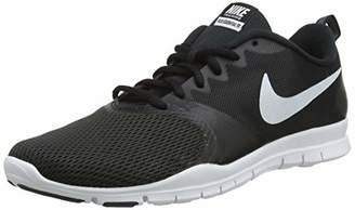 Nike Women's WMNS Flex Essential Tr Low-Top Sneakers, Black (Black/Black/Anthracite/White 001)