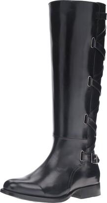 Frye Women's Jordan Strappy Tall Riding Boot