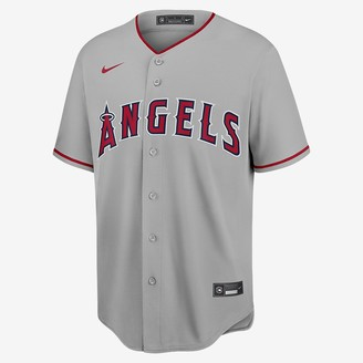 Nike Men's Replica Baseball Jersey MLB Los Angeles Angels (Mike Trout)
