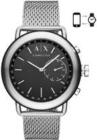 Armani Exchange Connected Watch silvercoloured