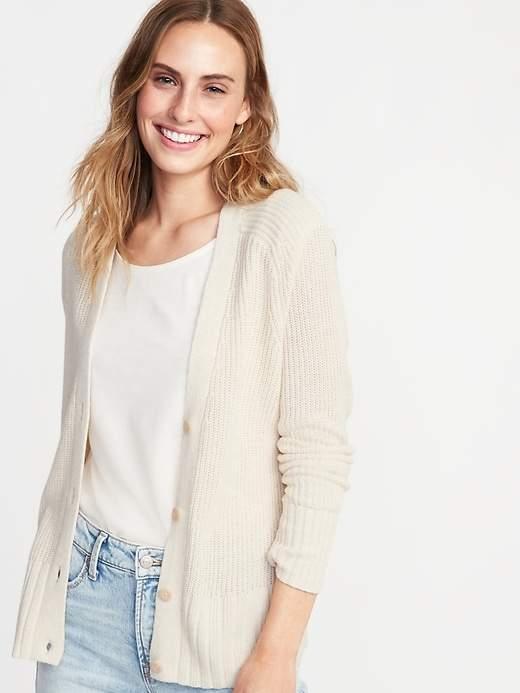 cb17cd55ab Heather Oatmeal Cardigan - ShopStyle