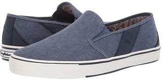 Tommy Bahama Pacific Ridge (Navy Washed) Men's Slip on Shoes