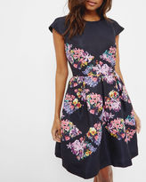 Ted Baker Lost Gardens skater dress