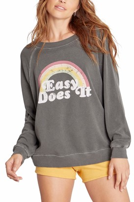 Wildfox Couture Women's Sommers Easy Does It Sweatshirt