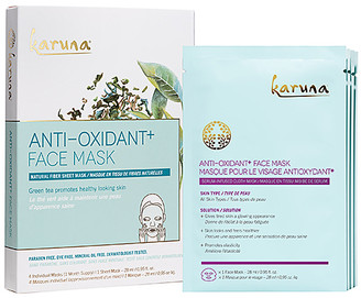 Karuna Anti-Oxidant+ Mask 4 Pack.