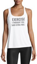 State of Grace Extra Fries Graphic Active Tank
