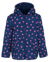 George Spotty Shower Resistant Coat