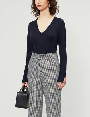 Zadig & Voltaire Friday cashmere knitted jumper