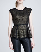 Rachel Zoe Jennifer Lace Blouse