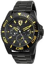 Ferrari Men's 'XX Kers' Quartz Stainless Steel Casual Watch (Model: 0830309)