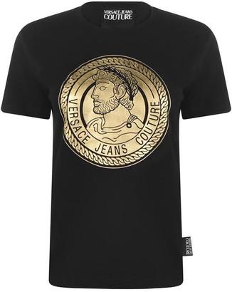 Versace God Logo t Shirt