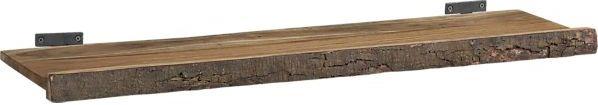 """Crate & Barrel Jenks 36"""" Wall Shelf."""