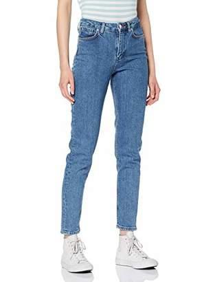 Tommy Hilfiger Women's GRAMERCY TAPERED HW A ALEK Boyfriend Jeans, Alek 911, W30/L30