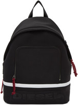 Diesel Black F-Scuba Backpack