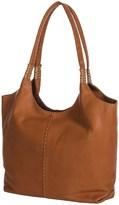 Frye Naomi Leather Pick-Stitch Shoulder Bag (For Women)