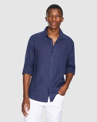 yd. New England Linen Shirt