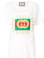Gucci logo printed T-shirt