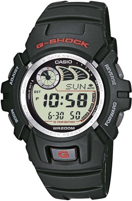 Casio G-Shock Men's Watch G-2900F-1VER