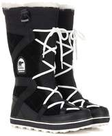 Sorel Glacy ExplorerTM suede boots
