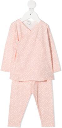 Bonpoint Wrap-Style Pyjama