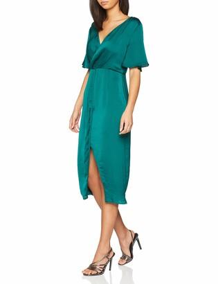 Glamorous Women's Ladies Emerald Evening Dress