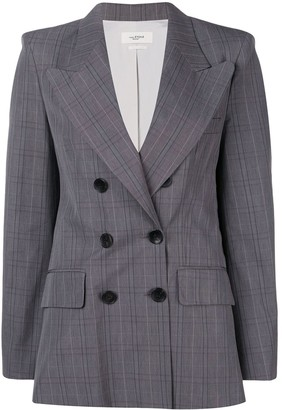 Etoile Isabel Marant Classic Double-Breasted Blazer