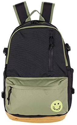 Converse Straight Edge Backpack Black/Street Sage/Sob) Backpack Bags