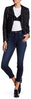 7 For All Mankind The Frayed Hem Ankle Skinny Jean