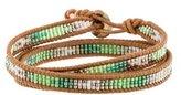 Chan Luu Beaded Wrap Bracelet