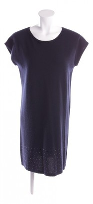 Allude Blue Cashmere Dress for Women