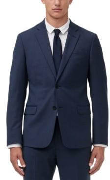 Ax Armani Exchange Armani Exchange Men's Modern-Fit Birdseye Suit Jacket Separate