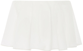 Rosetta Getty Circle Off-the-Shoulder Top